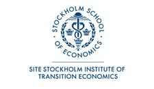 Stockholm Institute of Transition Economics logo