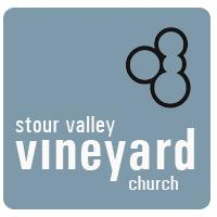 Stour Valley Vineyard Church logo