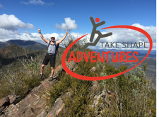 Take Shape Adventures logo
