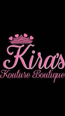 Kira's Kouture Boutique  logo