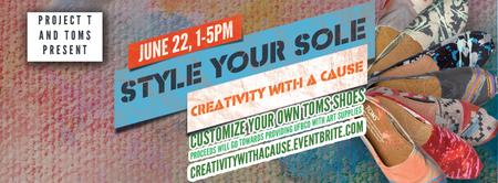 Style Your Sole: Creativity with a Cause