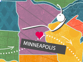 Hello, Harto! : Minneapolis Volunteer Meet-Up!