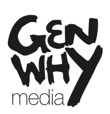 Gen Why Media  logo