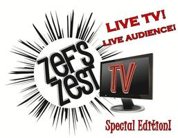 """Zef's Zest TV - """"From Kitchen Recipes To Profits!"""""""