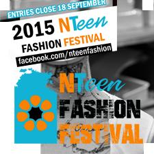 NTeen Fashion Festival logo