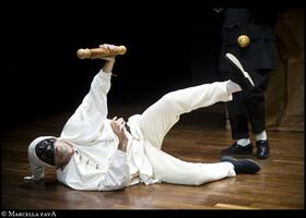 The influence of Commedia dell'Arte in Spanish...