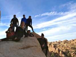 Joshua Tree Weekend: Yoga, Hiking, and Rock Climbing!