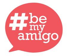 #bemyamigo initiative by Jorge Amigo logo