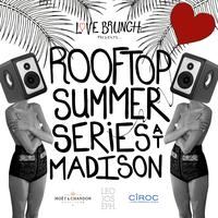 LOVE BRUNCH | 26th SEPTEMBER 2015 | MADISON ROOF TOP