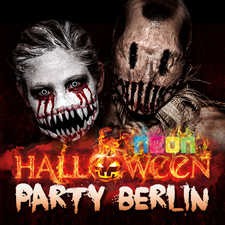 HALLOWEEN PARTY BERLIN logo