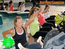 Baby Boot Camp Los Angeles South Bay logo