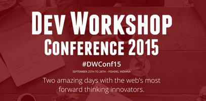 Dev Workshop Conf 2015