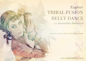 Tribal Fusion Belly Dance: Creativity Through Choreography