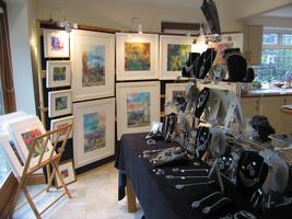 A Birds Eye View  - Derbyshire Open Arts
