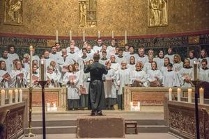 Trinity Church Choir Sings Rachmaninoff All-Night...