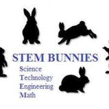 S.T.E.M. Bunnies logo