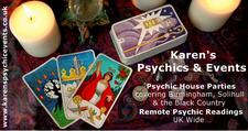 Karen's Psychics & Events logo