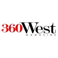 360 West Magazine logo