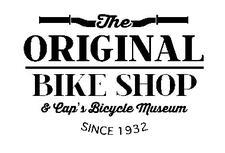 the Original Bike Shop logo