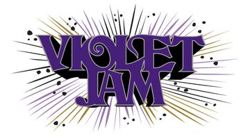 Violet Jam featuring JOSHUA TREE - THE Premier U2...