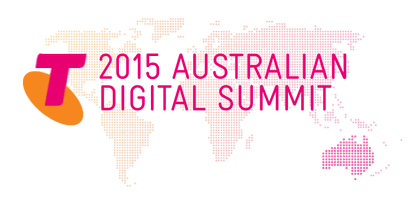CORPORATE VIP @ 2015 AUSTRALIAN DIGITAL SUMMIT