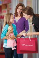 American Girl Place® Chicago and Vera Bradley Private...