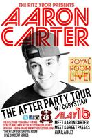 Aaron Carter: The After Party Tour