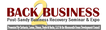 Back 2 Business: Post-Sandy Business Recovery Seminar & Expo