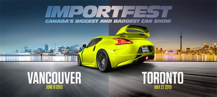 IMPORTFEST TICKETS ON SALE * SPECIAL ONLINE PRICING *