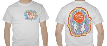 London Swing Festival - T-Shirts