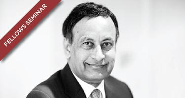 "Fellows Seminars | Husain Haqqani ""Pakistan & the..."