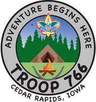 May Troop Campout @ Wapsipinicon State Park 5/24–5/26