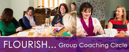 Wed 09 DEC Flourish Group Coaching Circle for Women in...