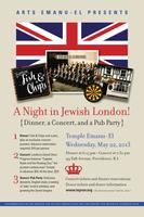 A Night in Jewish London - The Zemel Choir