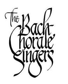 Bach Chorale Singers / Lafayette Master Chorale logo