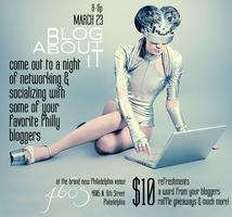 Blog About It, a networking event for bloggers & their...