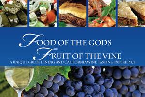 Food of the Gods, Fruit of the Vine Wine Tasting