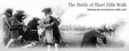 The Battle of Short Hills Walk 2015