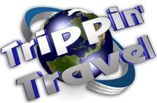 Trippin' Travel Enterprises powered by Group Entertainment Travel Network....Since 2011.  logo