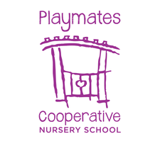 Playmates Cooperative Nursery School logo