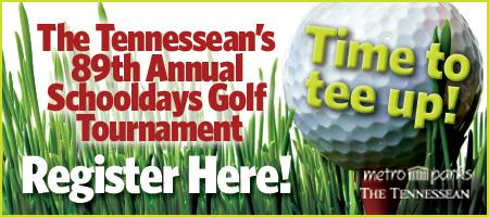 The Tennessean's 89th Annual Schooldays Golf...