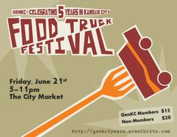 genKC 5th Anniversary & Food Truck Festival