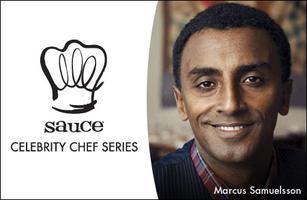 Sauce Celebrity Chef Series :: Marcus Samuelsson