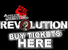 "ACW REVOLUTION Presents ""BREAKING POINT"""