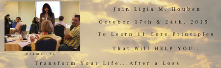 2-Day Empowering Workshop in Miami: From Loss to Growth