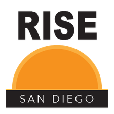 RISE San Diego logo