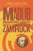 MADLIB MEDICINE SHOW -  WELCOME TO ZAMROCK