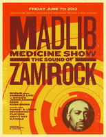MADLIB MEDICINE SHOW -  SOUND OF ZAMROCK