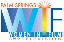 Palm Springs Women in Film and Television logo