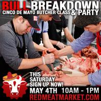 Cinco de Mayo Butcher Class and Margarita Party!
